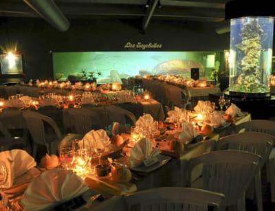 aquarium le 7ème continent
