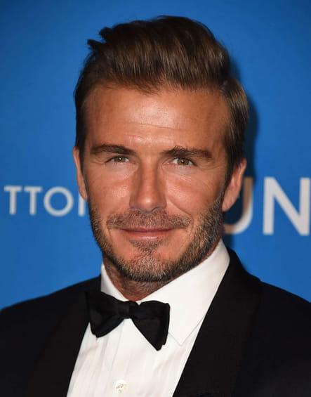11e : David Beckham, sportif retraité
