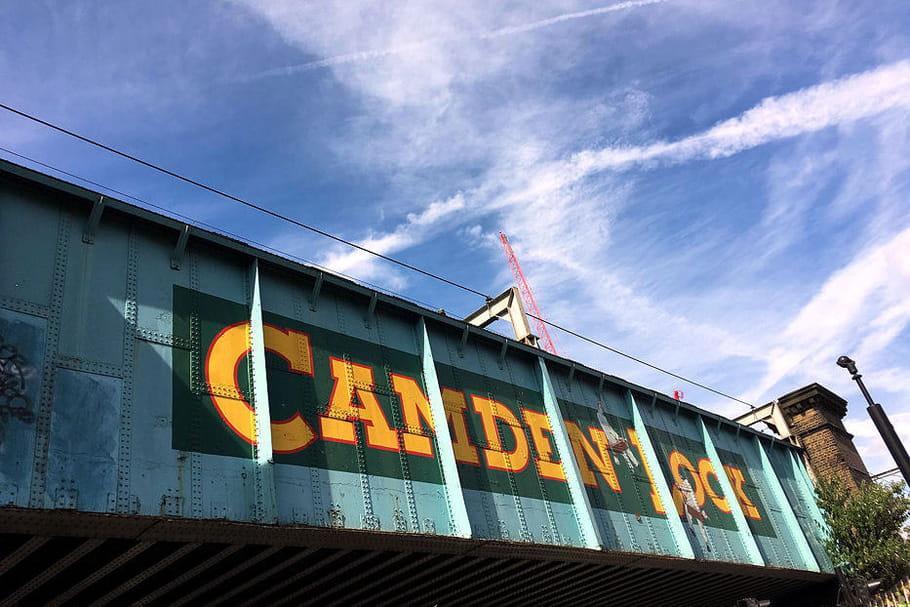 Camden Town : après la marche