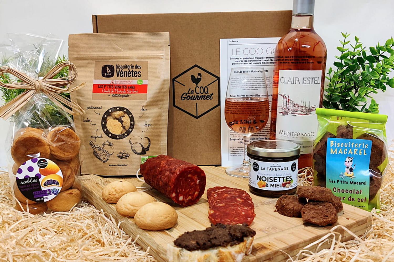 Le Coq Gourmet: la box qui vous emmène à la rencontre des petits producteurs