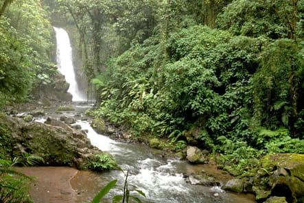 Nature en cascade