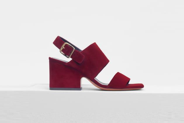 """Sandales """"Platform"""" de Céline"""