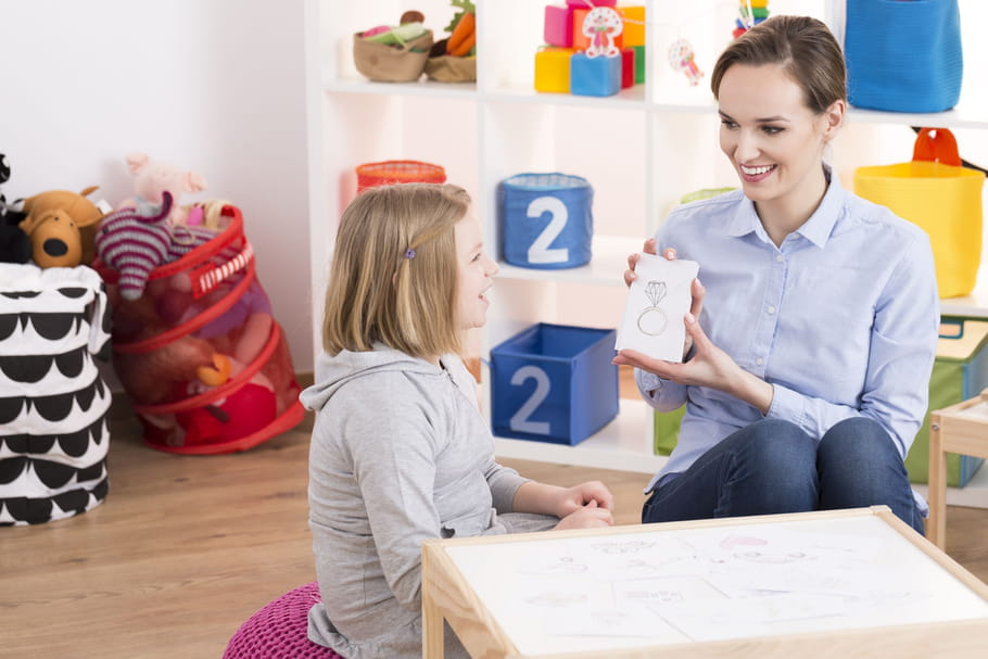 """La méthode ABA pour """"développer le langage et l'autonomie des enfants autistes"""""""