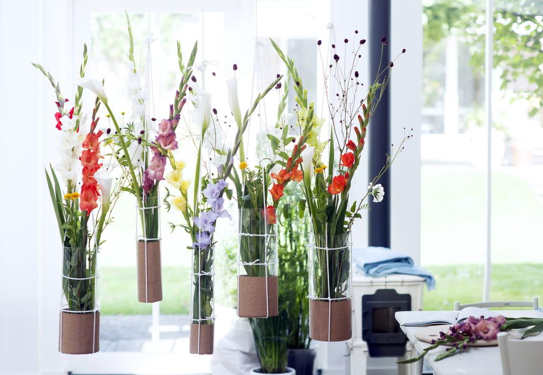 Comment Faire Un Centre De Table Avec Des Fleurs comment faire un bouquet de glaïeuls pas ringard ?