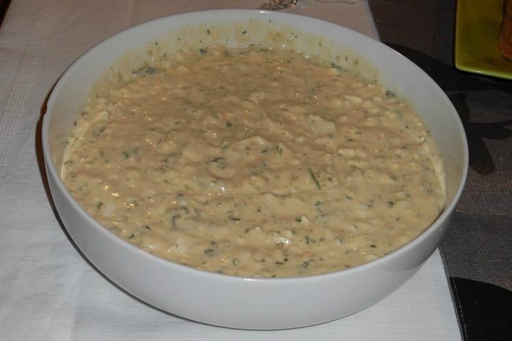 Mayonnaise au Madère