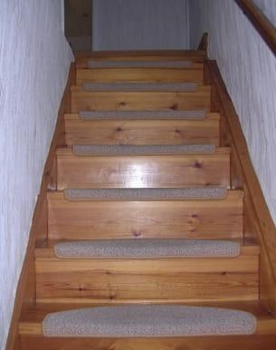 l'escalier de cette lectrice a besoin d'être modernisé