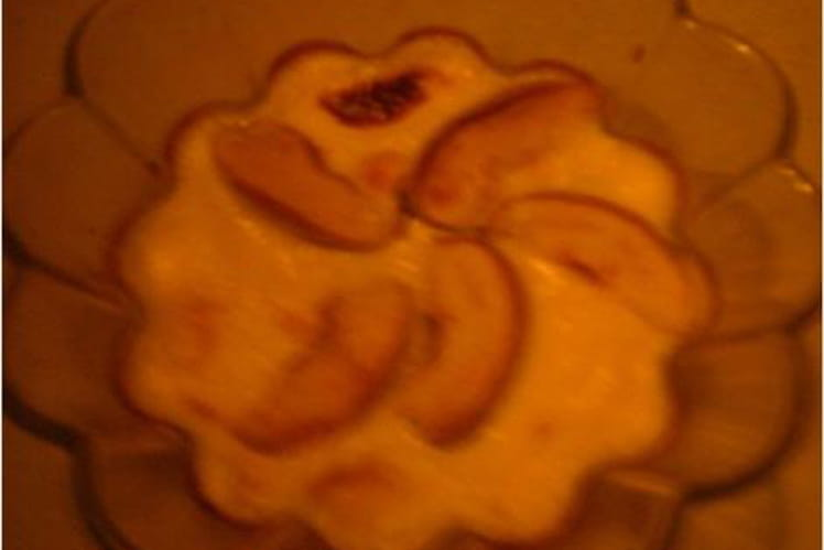 Flan aux pommes de Mamie Rosie