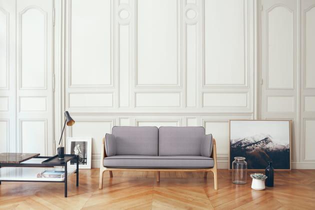 Canapé Echo par Studio Brichet-Ziegler pour Versant Edition