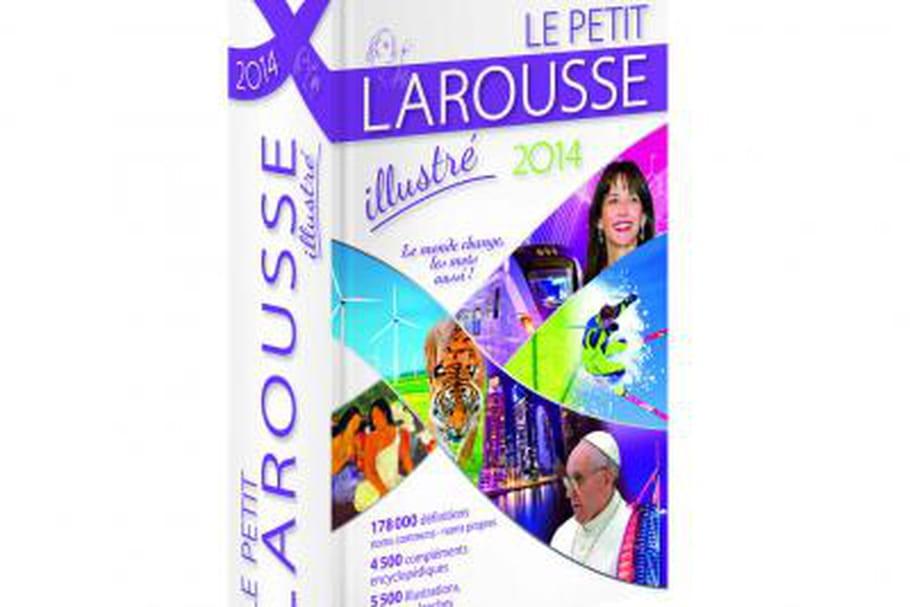 Nouveaux mots gourmands du Petit Larousse illustré 2014