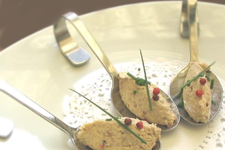 Recette de cuill res ap ritives de maquereaux aux baies - Cuisiner des maquereaux ...
