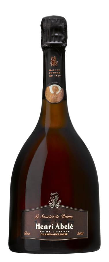 Cuvée Sourire de Reims Rosé de Henri Abelé