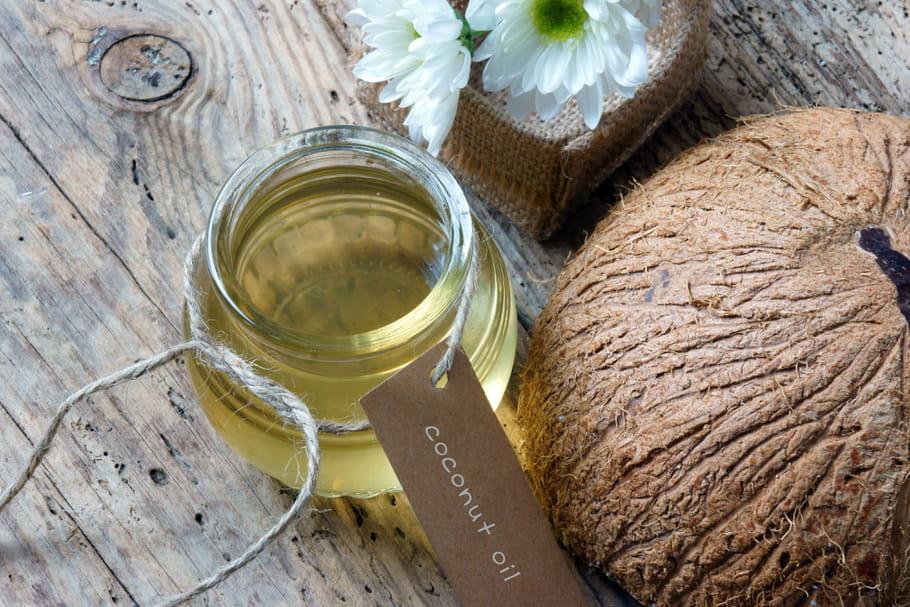 Les bienfaits de l'huile de coco en beauté