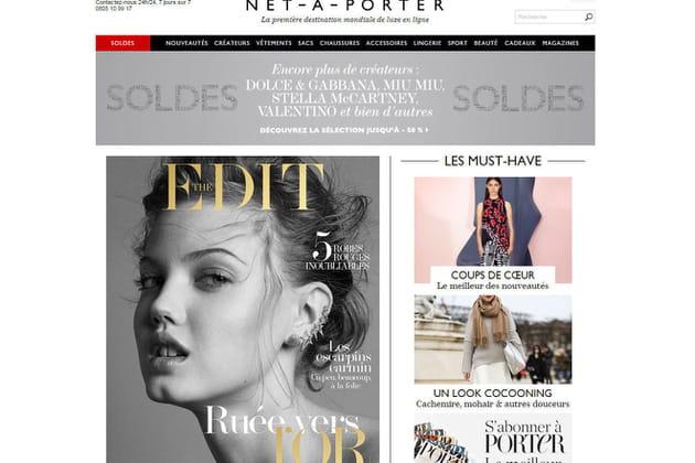 Le e-shop de Net-a-porter