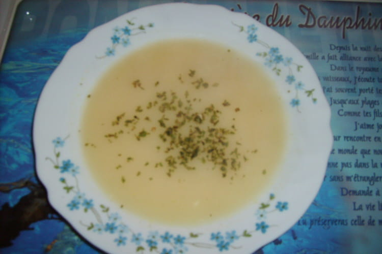 Soupe aux citrons