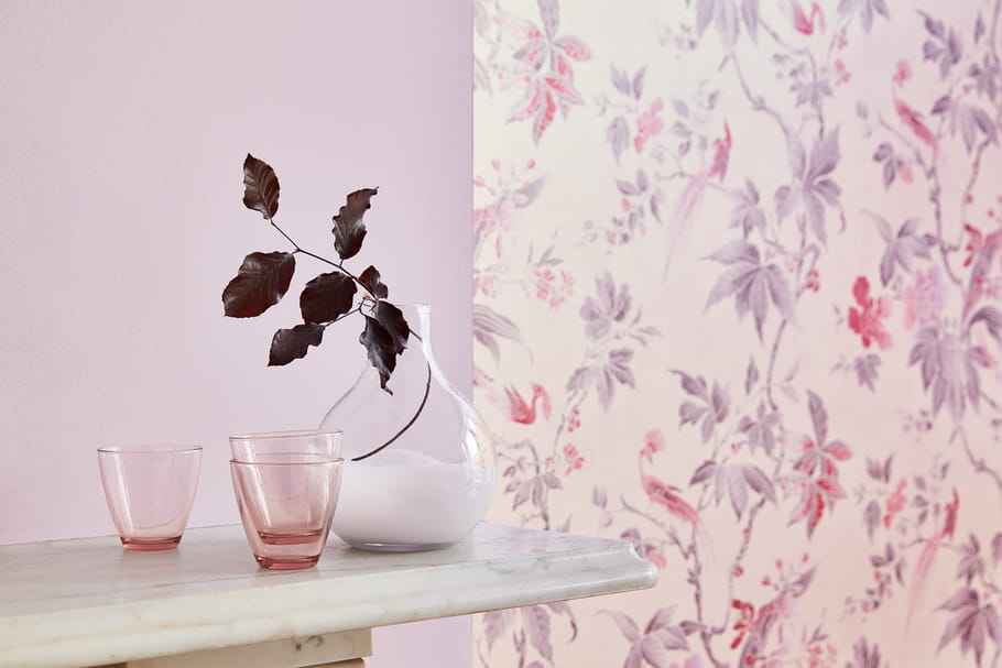 Little Greene : la rentrée sera rose !