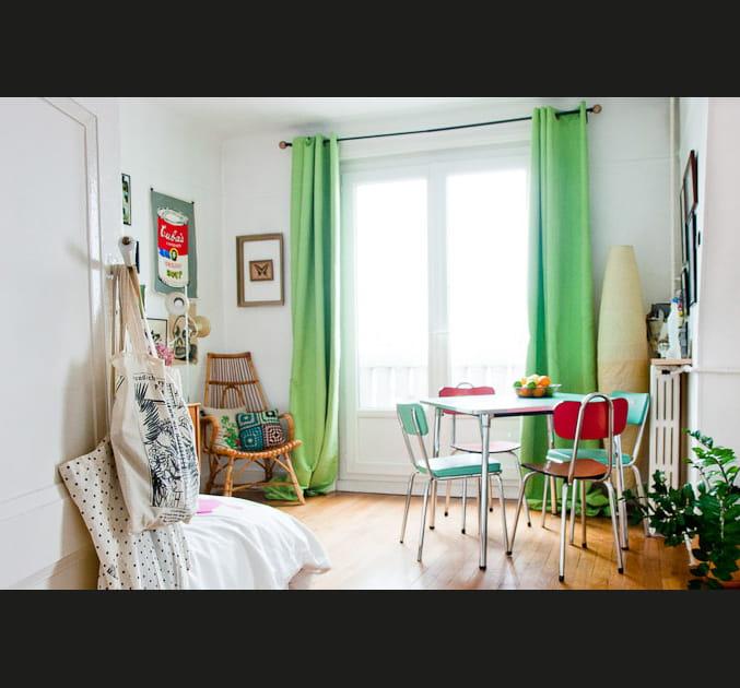 En images, 11façons de dire oui au vert anis!