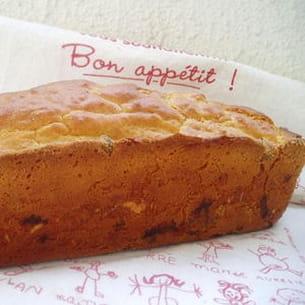 cake aux fromages et noisettes