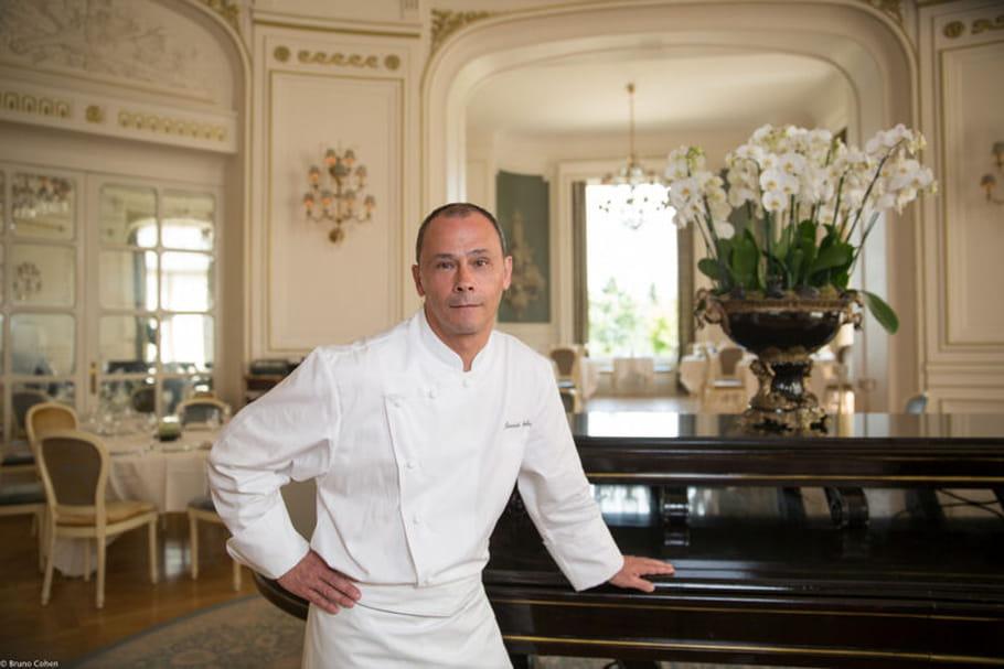 Toc Toque Chef ! Chez Benoist Rambaud au Mont Royal Chantilly