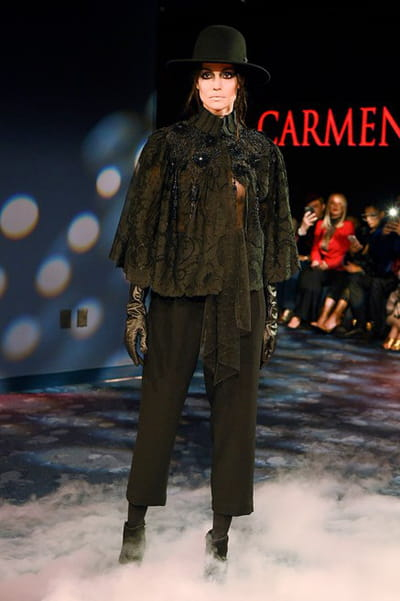 Carmen Marc Valvo - Automne-Hiver 2018-2019
