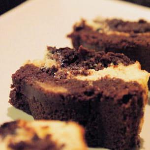 duo délice chocolat et ricotta