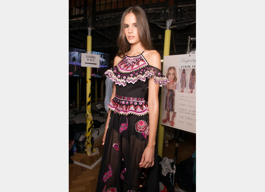 Temperley London (Backstage) - photo 9