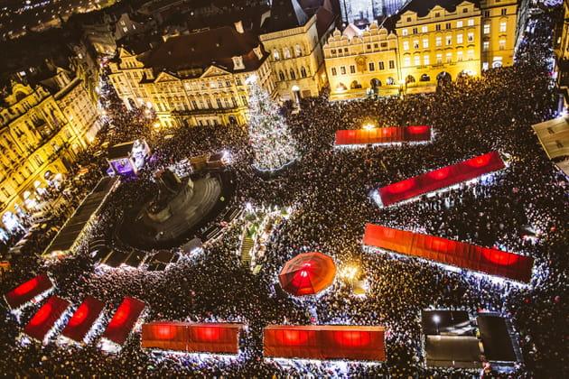 Le Marché de Noël de Prague