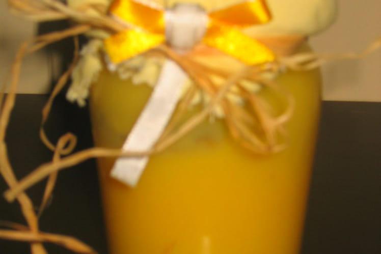 Lemon curd simple et rapide