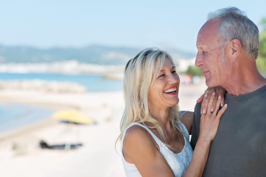 46ans de mariage: les noces de lavande