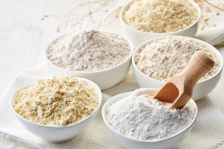 Quelle est la différence entre les types de farines?