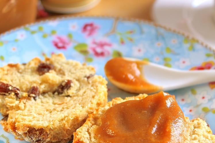 Beurre de pommes et potiron (vegan)