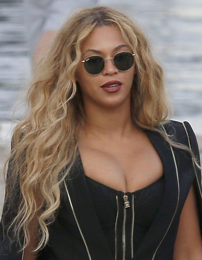 Les boucles de sirène de Beyoncé