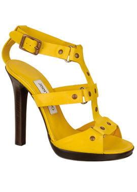 sandales à talons 'prize' de jimmy choo