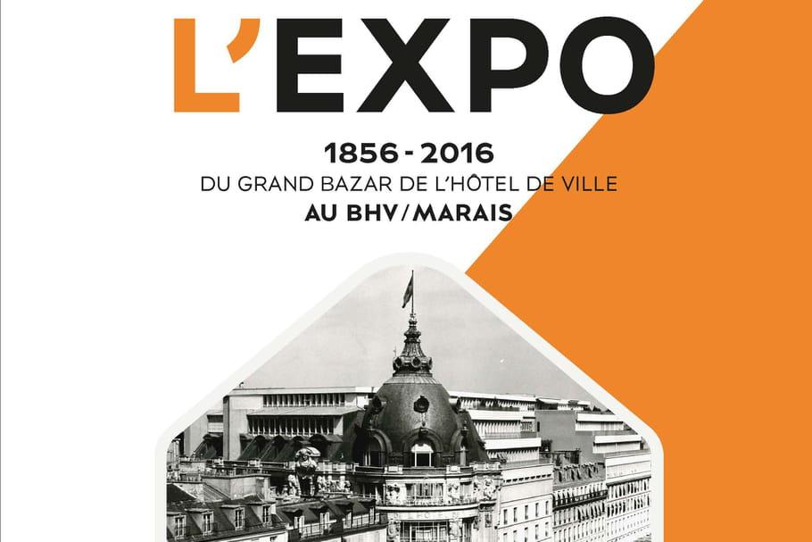 BHV Marais : une expo rétro pour fêter 160 ans d'innovations