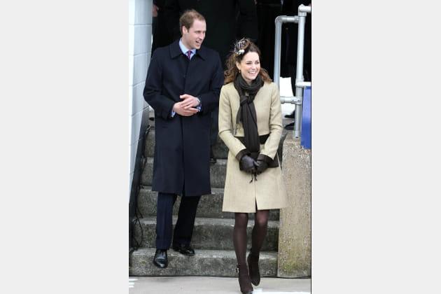 Kate Middleton le 24février 2011