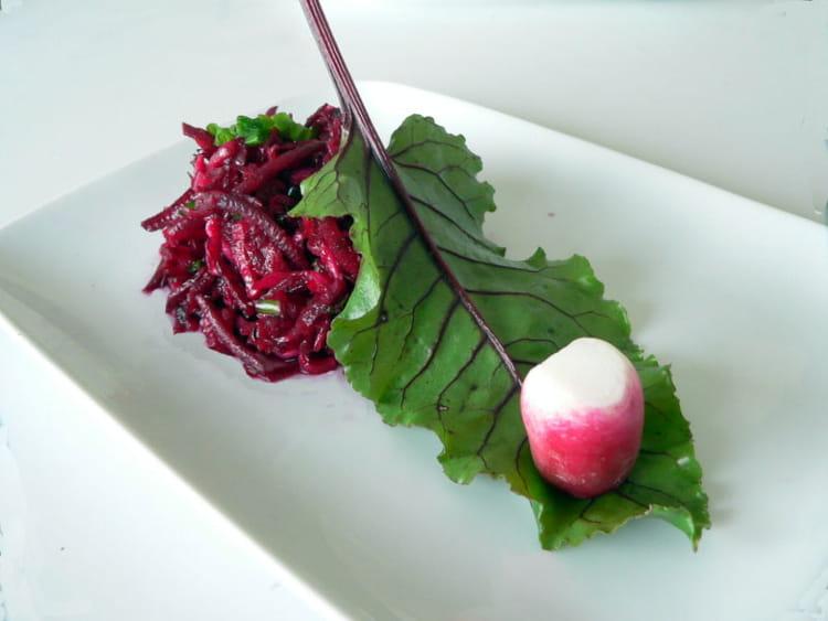 Recette de betteraves rouges et radis roses la recette - Cuisiner les betteraves rouges ...