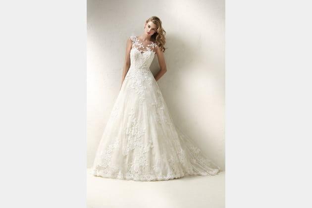 Robe de mariée Dracme de Pronovias