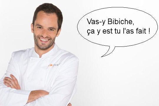 Yoni : Vas-y Bibiche, ça y est tu l'as fait !