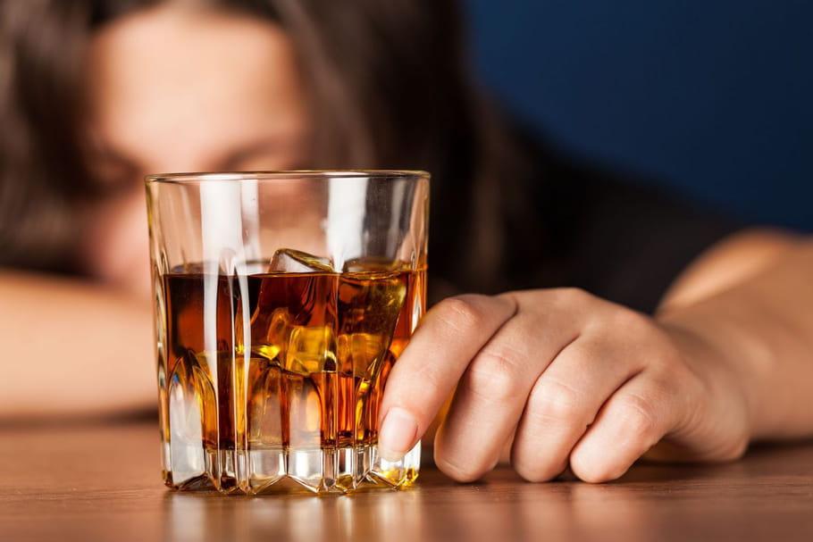 Au-delà de 2verres d'alcool le risque d'AVC augmente