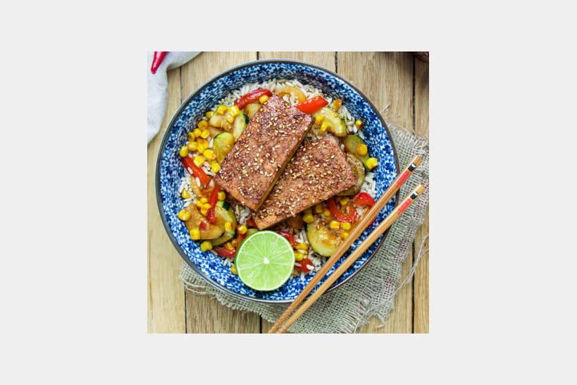 recettes végétariennes savoureuses