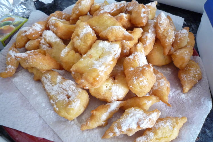 Bugnes : la meilleure recette