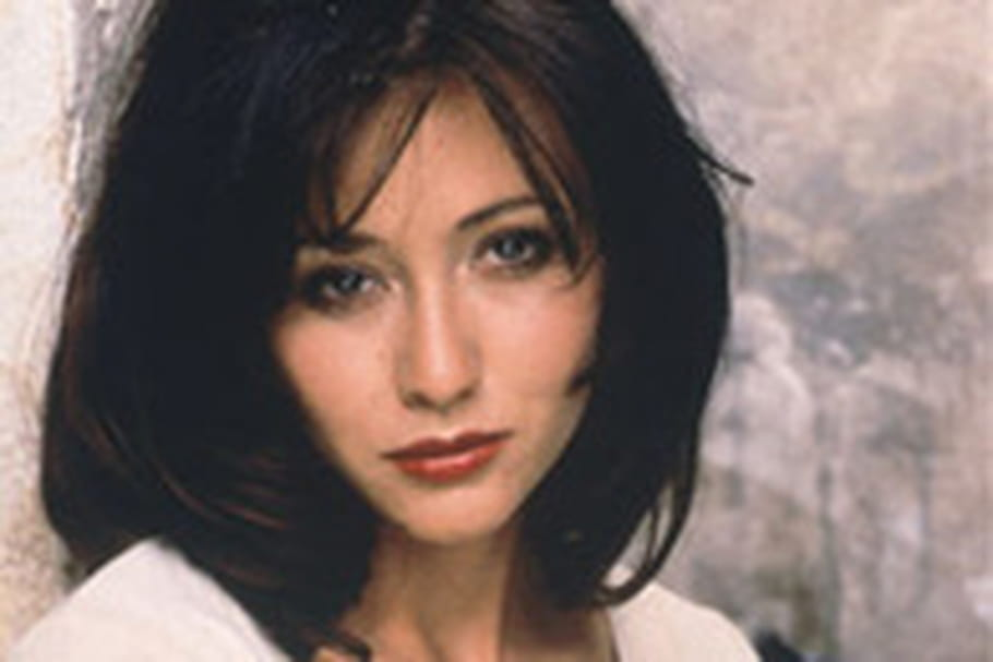 Shannen Doherty : l'amour en direct