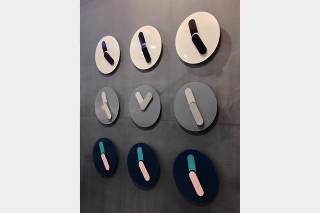 Horloges graphiques Normann Copenhagen