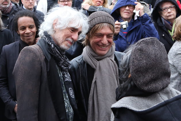 Louis Bertignac et Jean-Louis Aubert
