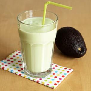 milk-shake à l'avocat