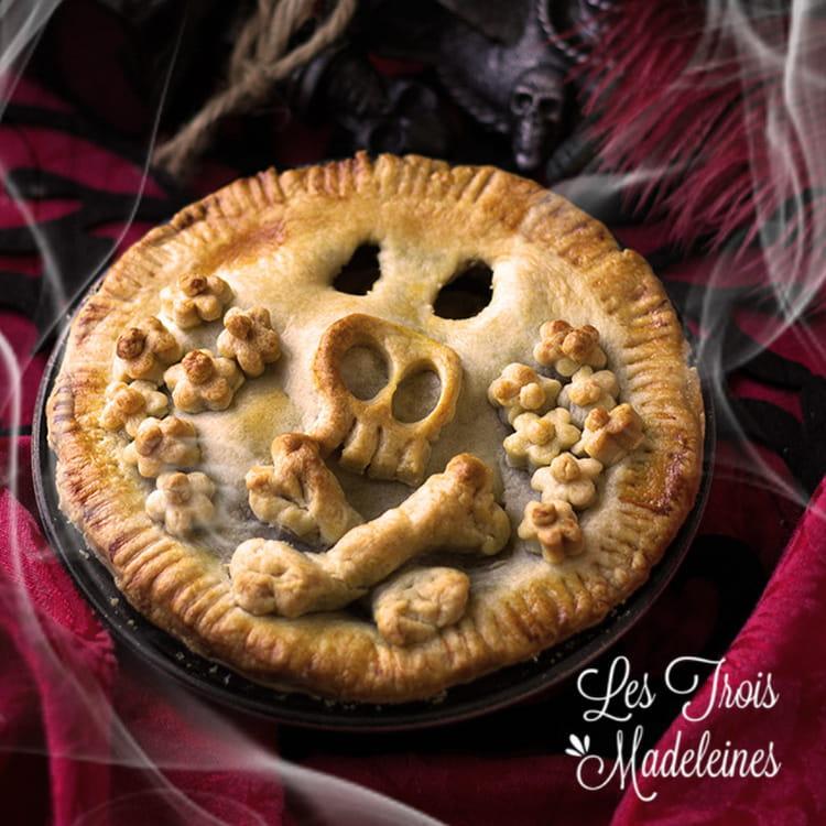 Recette de tarte aux pommes de blanche neige pour halloween la recette facile - Blanche neige halloween ...