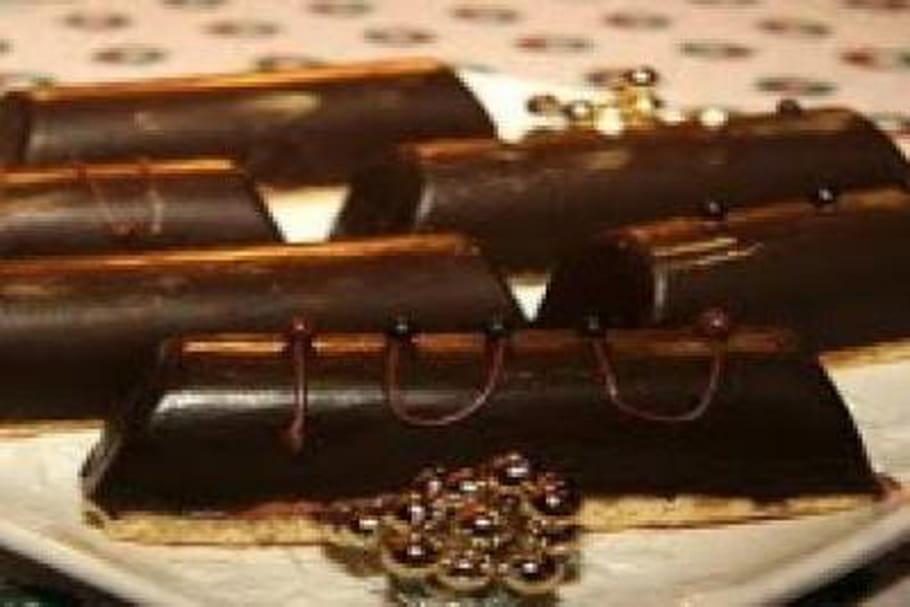 Comment faire décor chocolat