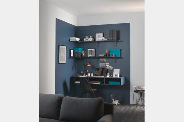 peinture ardoise tollens. Black Bedroom Furniture Sets. Home Design Ideas