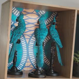 statuettes sur pied bahia de maisons du monde