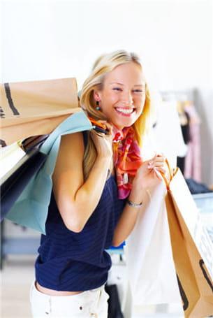 lâchez-vous sur le shopping !