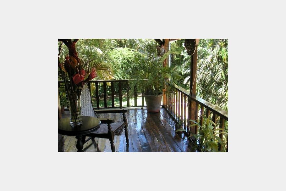 Beaux Salons Maison : Un petit coin de jardin au balcon les plus beaux balcons